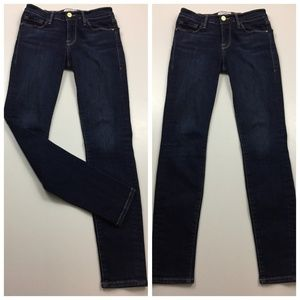 FRAME Denim Le Skinny De Jeanne Slim Fit Jeans